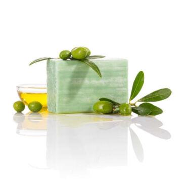 Yamuna Olivové mydlo lisované za studena