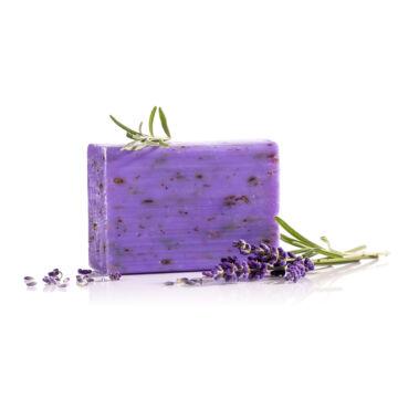 Yamuna Levanduľové mydlo lisované za studena