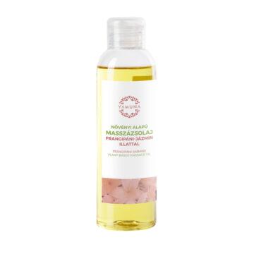 Yamuna Rastlinný masážny olej Pluméria a jazmín