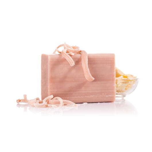 mydlo, Yamuna,   Prémiové mydlo s bambuckým maslom, Prémiové mydlá