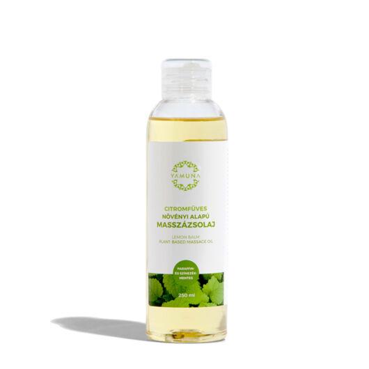 Yamuna Medovkový rastlinný masážny olej