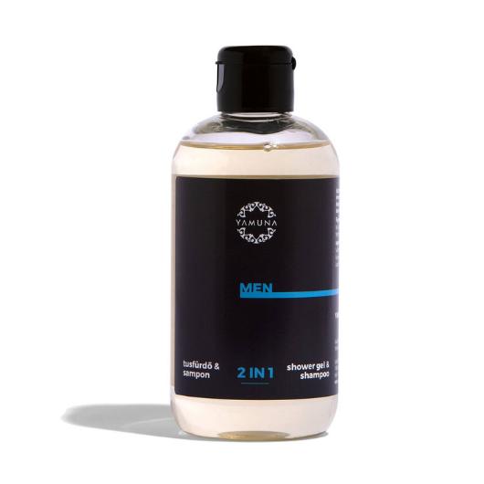 Yamuna Sprchovací gél a šampón MEN 2 v 1