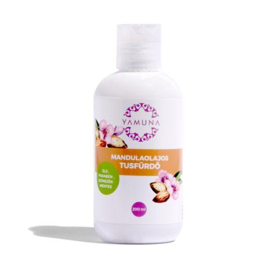 Yamuna Vyživujúci sprchovací gél s mandľovým olejom